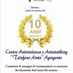 locandina 10 anni 2013